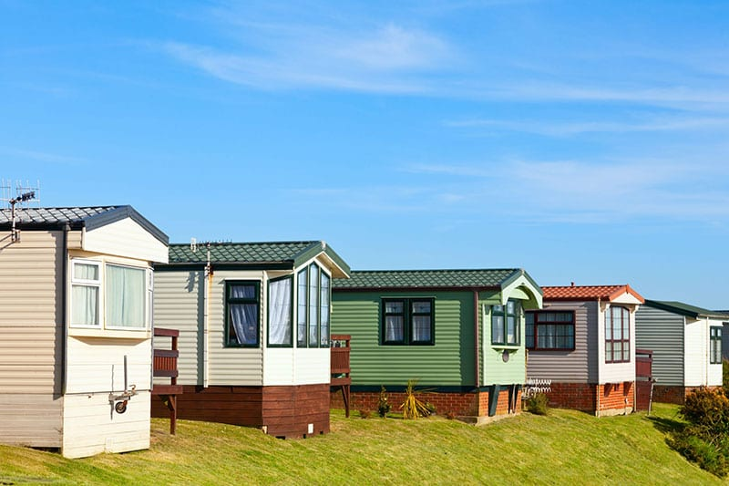 Mobile Home Park Investments - EZ Homes