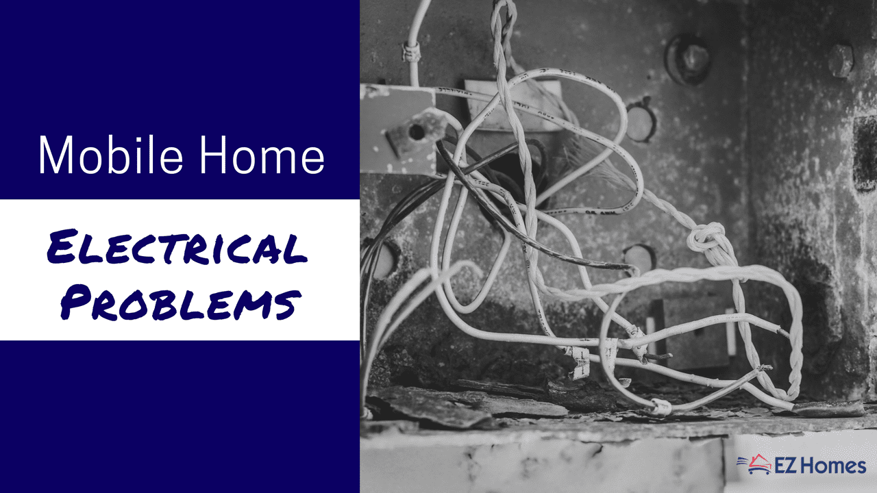 Mobile Home Electrical Problems Some Of These May Shock You Wiring Questions Feature Image
