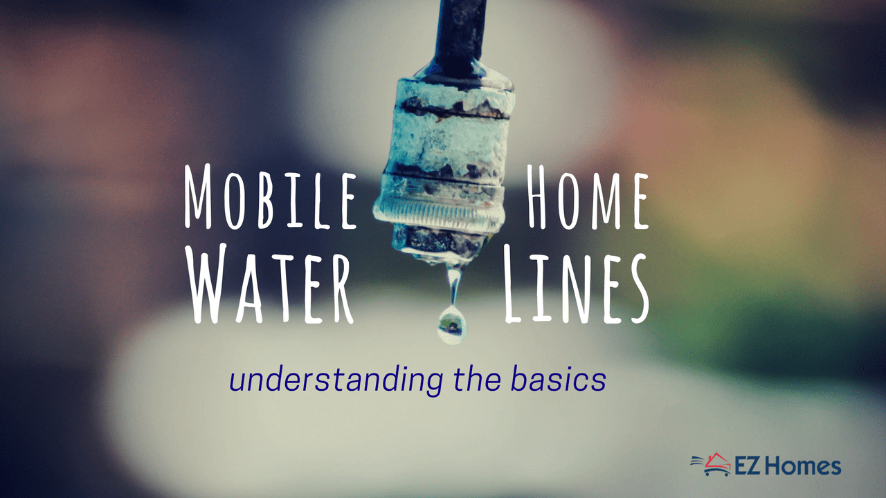 Mobile Home Water Lines Understanding The Basics. Mobile Home Water Lines Feature. Wiring. Park Mobile Home Plumbing Diagram At Scoala.co