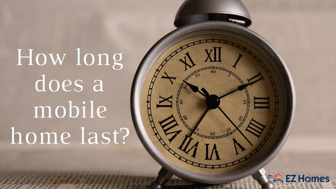 How long does a mobile home last - Featured Image