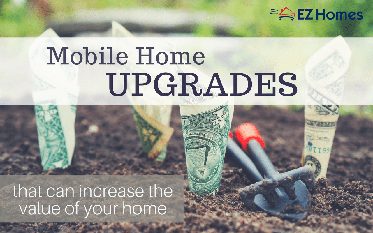 Mobile Home Upgrades - Featured Image