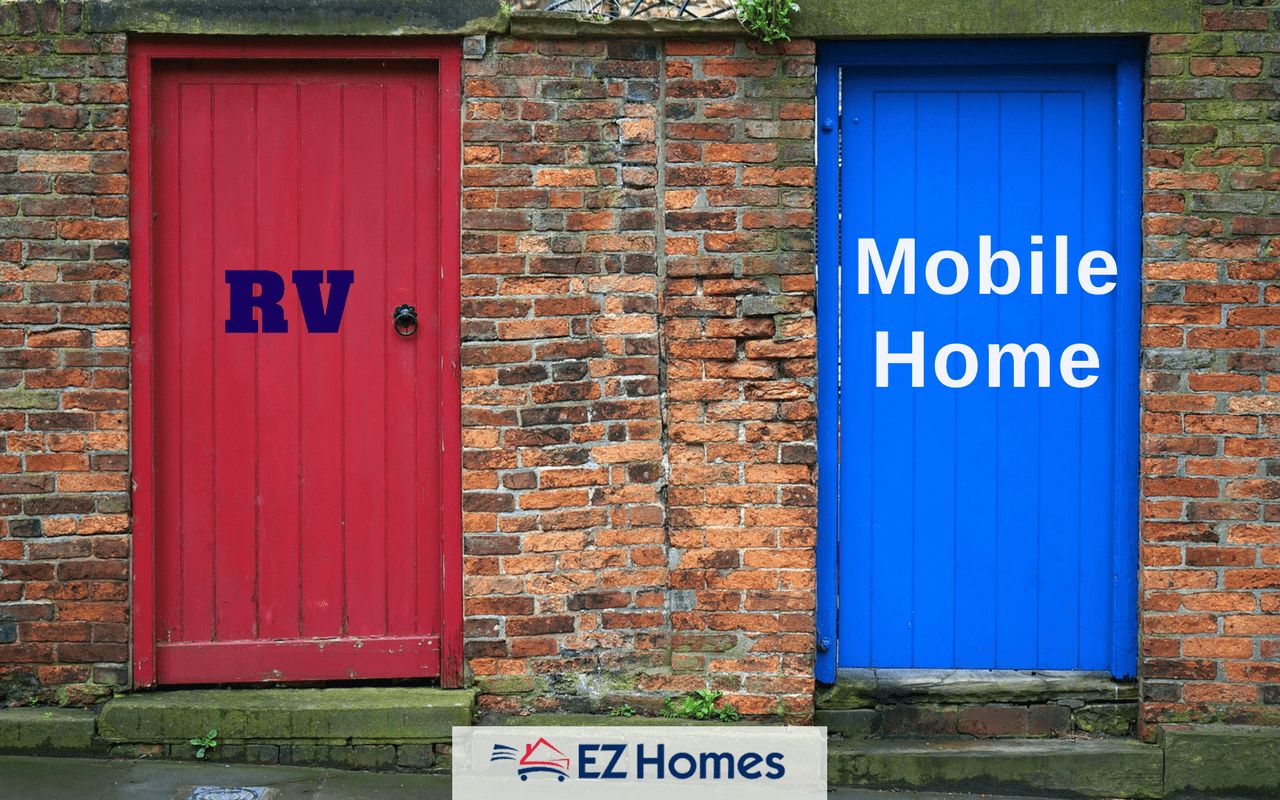 Rv vs mobile home how they stack up against each other - Manufactured vs mobile home ...