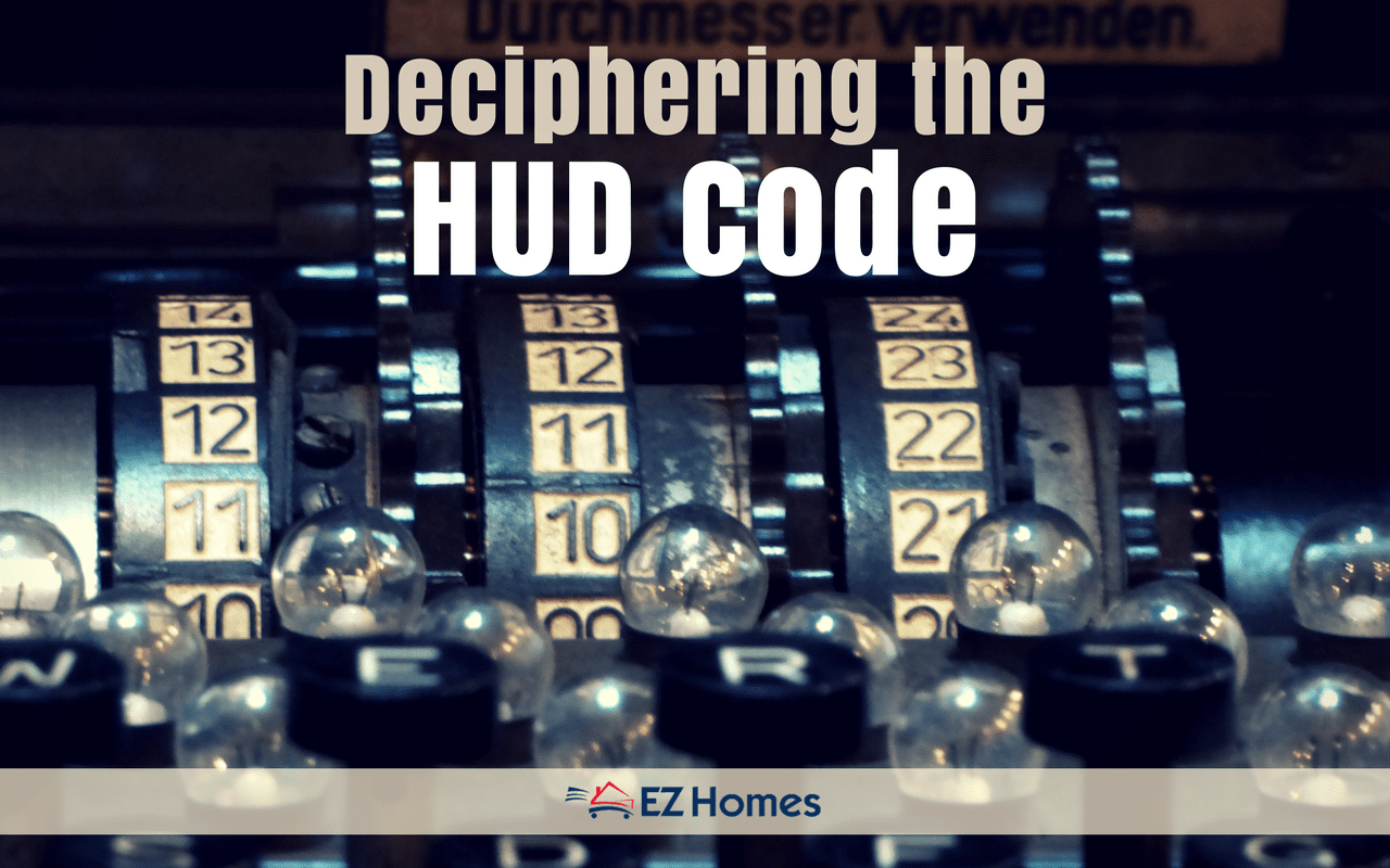 Deciphering the HUD Code - Featured Image
