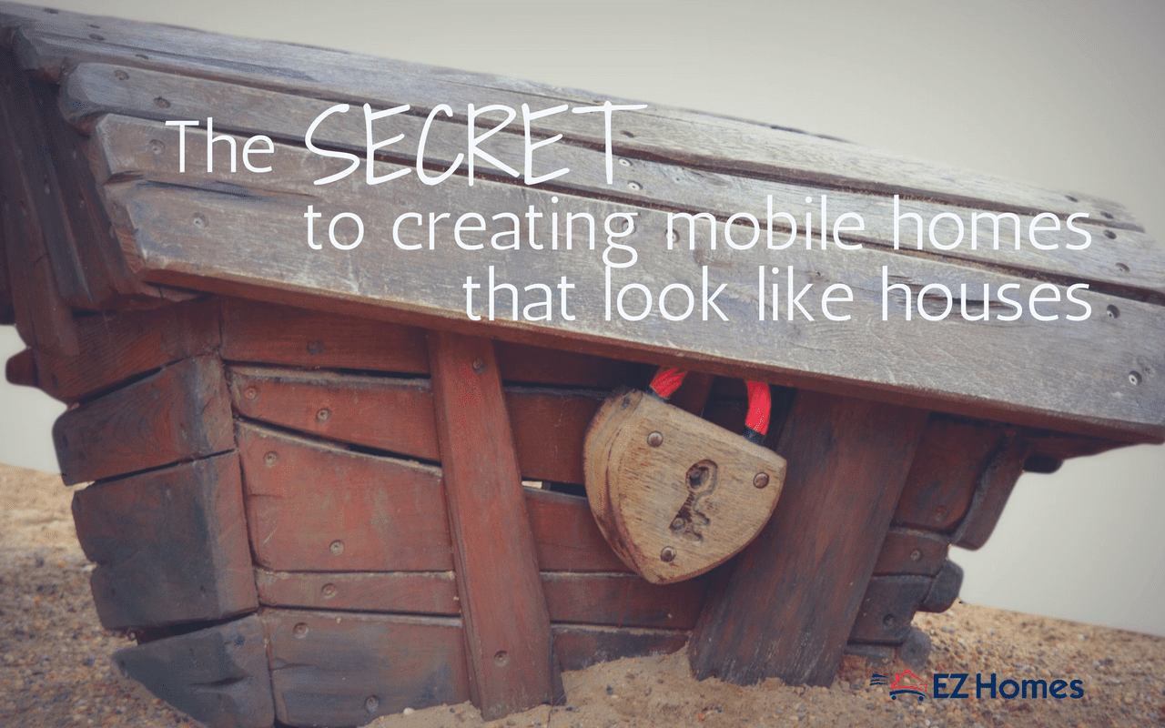 The Secret To Creating Mobile Homes That Look Like Houses - Featured Image