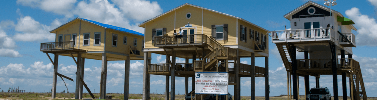 Mobile Home On Stilts | Is It Safe? Who's Doing It And Why?