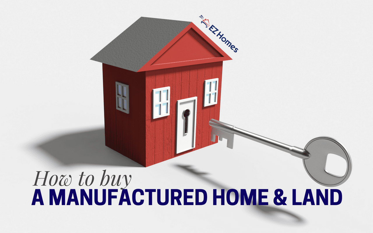 "Featured image for ""How To Buy A Manufactured Home And Land Together"" blog post"