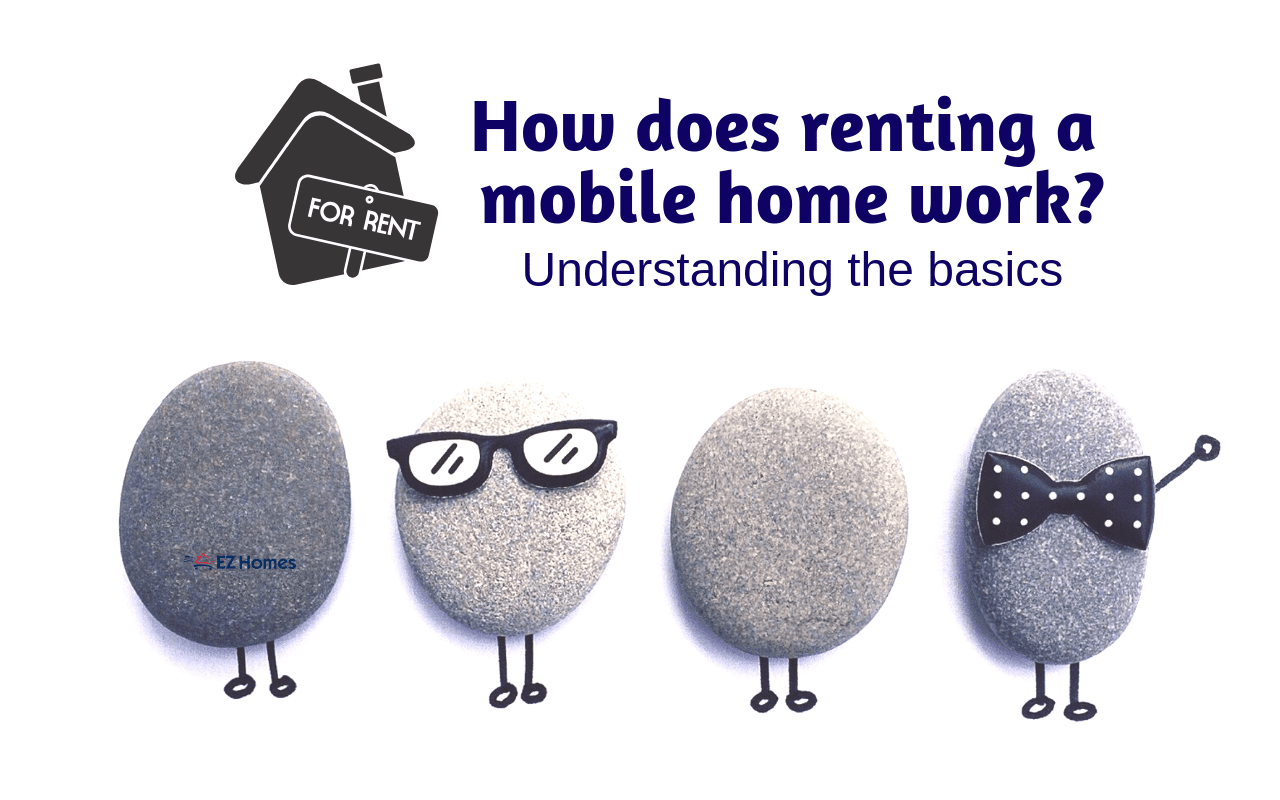 "Featured image for ""How Does Renting A Mobile Home Work - Understanding The Basics"" blog post"