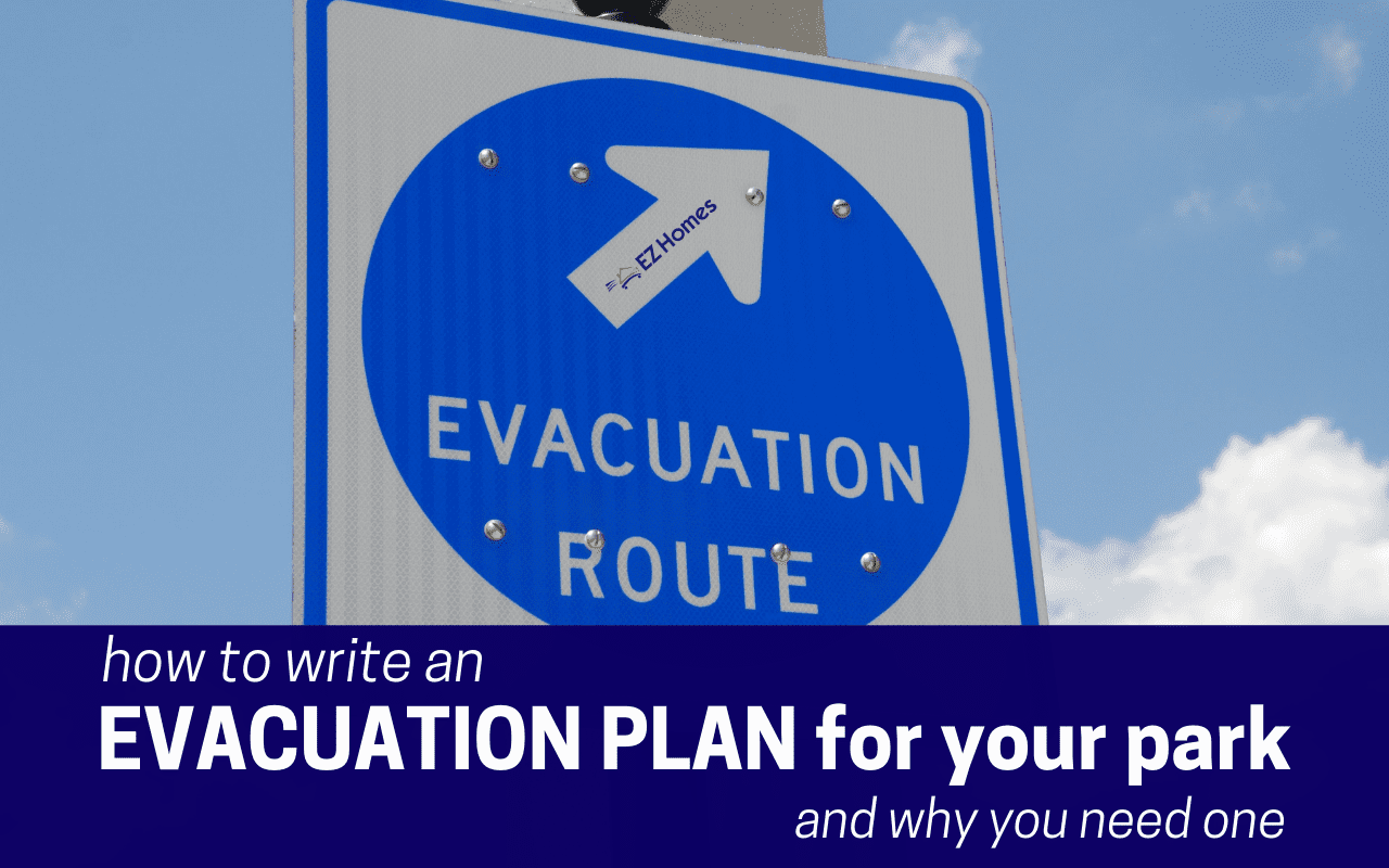 "Featured image for ""How To Write An Evacuation Plan For Your Park & Why You Need One"" blog post"