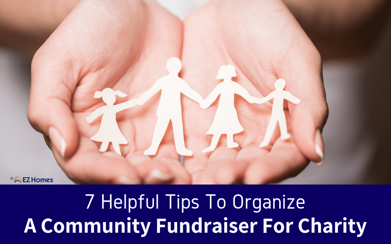 "Featured image for ""7 Helpful Tips To Organize A Community Fundraiser For Charity"" blog post"