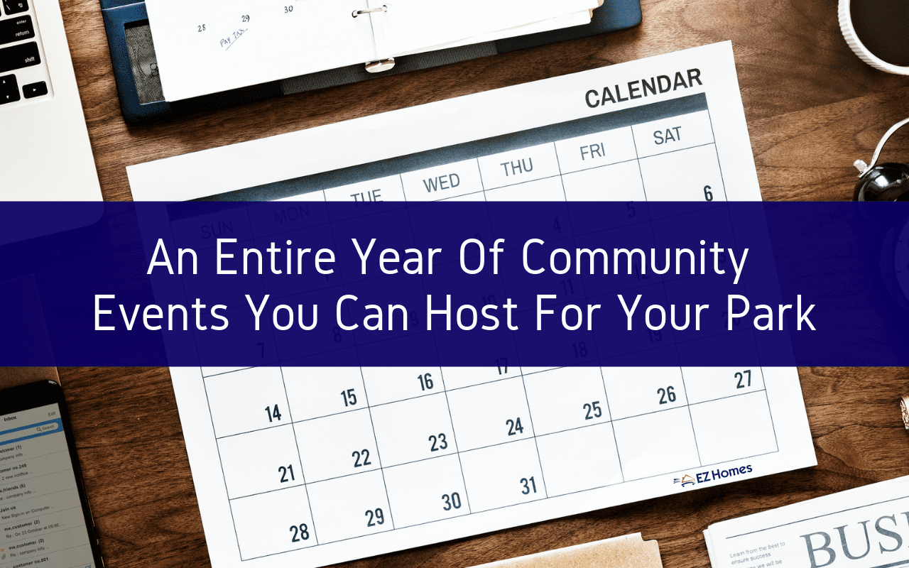 """Featured image for """"An Entire Year Of Community Events You Can Host For Your Park"""" blog post"""