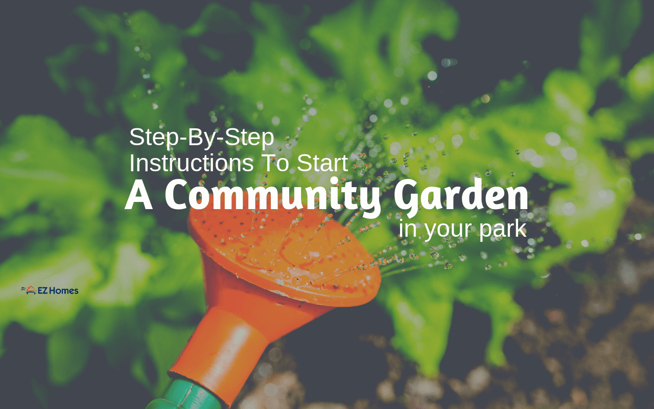 "Featured image for ""Step-By-Step Instructions To Start A Community Garden In Your Park"" blog post"