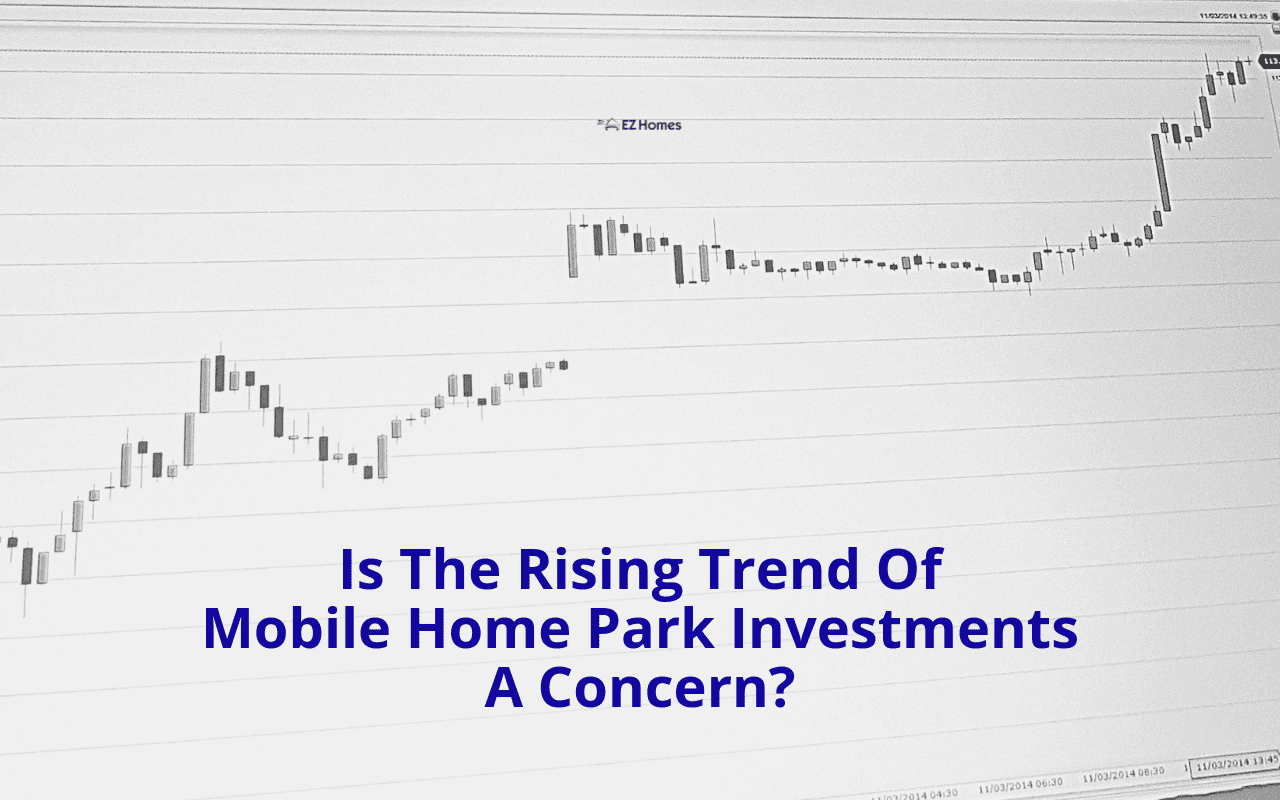 """Featured image for """"Is The Rising Trend Of Mobile Home Park Investments A Concern?"""" blog post"""