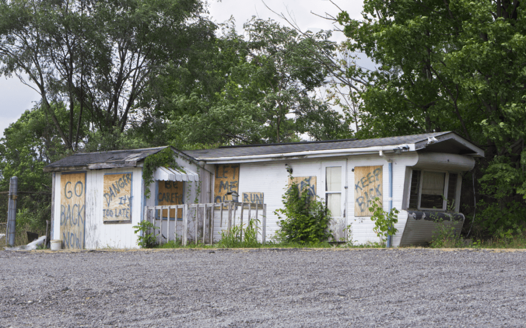 How & Why You Should Find Distressed Mobile Home Parks For Sale
