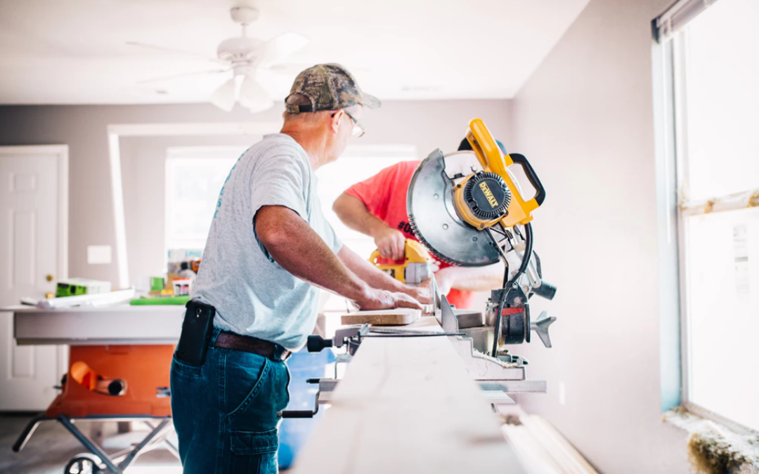 What You Need To Know About Living In A Mobile Home During Remodel