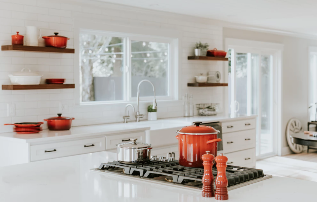 Get Organized With These Kitchen Storage Ideas For Your Mobile Home