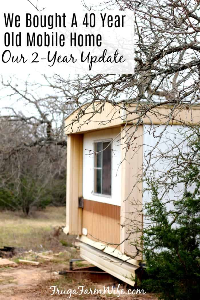 Blogger's mobile home update website