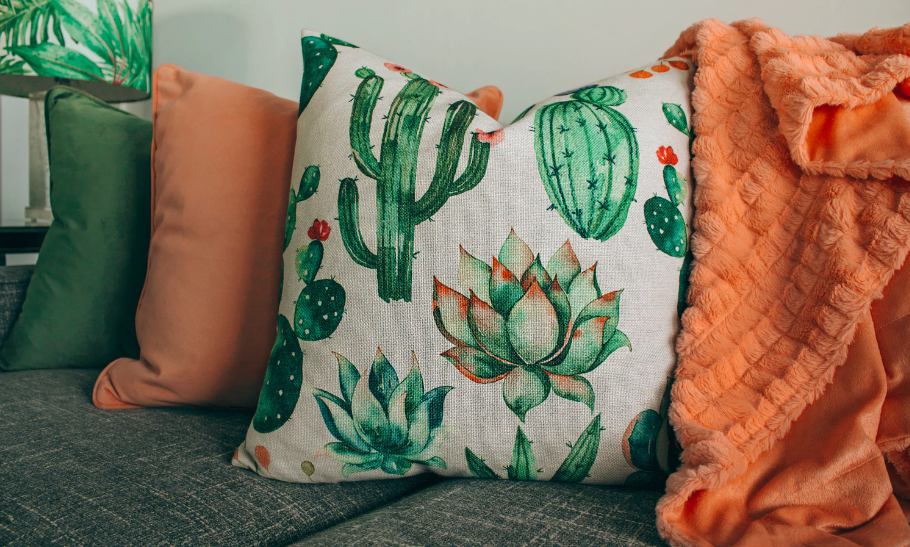 6 Ways To Reinvent Pillows & Cushions Without Spending A Lot Of $$$
