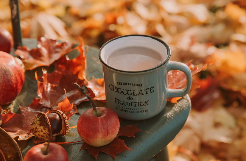 "Feature image for ""6 Autumn-Flavored Drinks You'll Fall In Love With"""