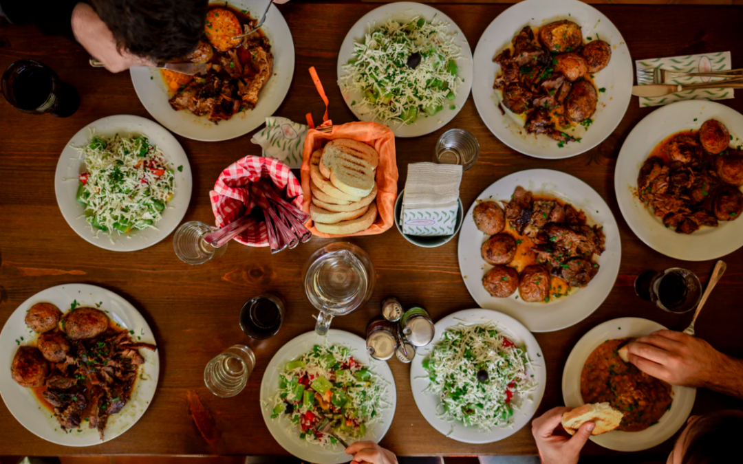 The Perfect Seasonal Menu For Unexpected Guests This Fall