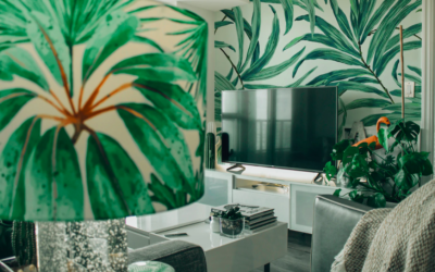 The Latest & Greatest In Wallpaper + A Few Surprises For 2020
