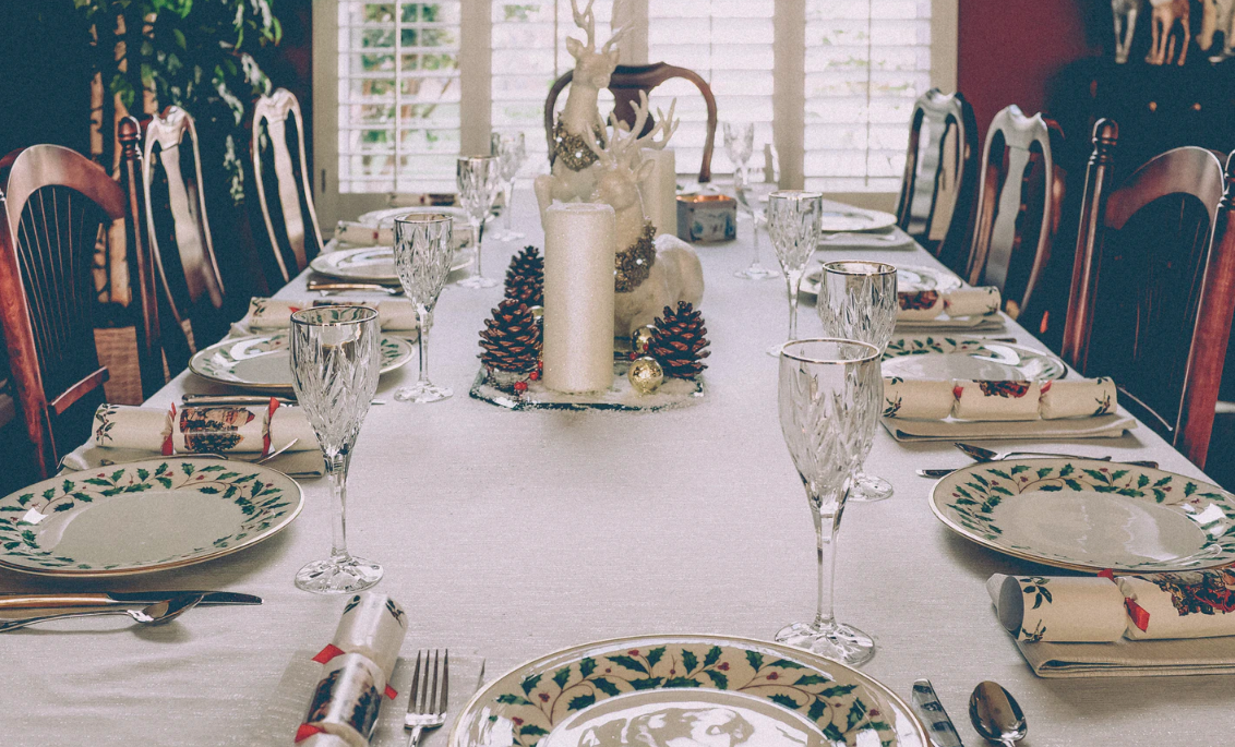 "Feature image for ""Transform Your Mobile Home Dining Room For The Holidays"""