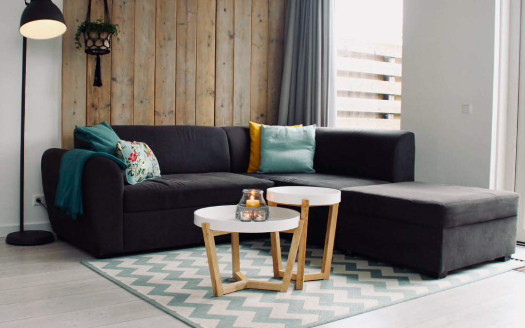 Rest & Relaxation Series: A Family Room That's All About Quality Time