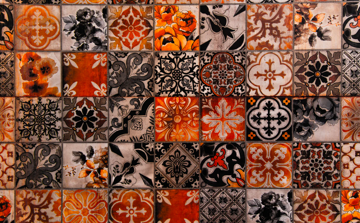 Patterned textiles