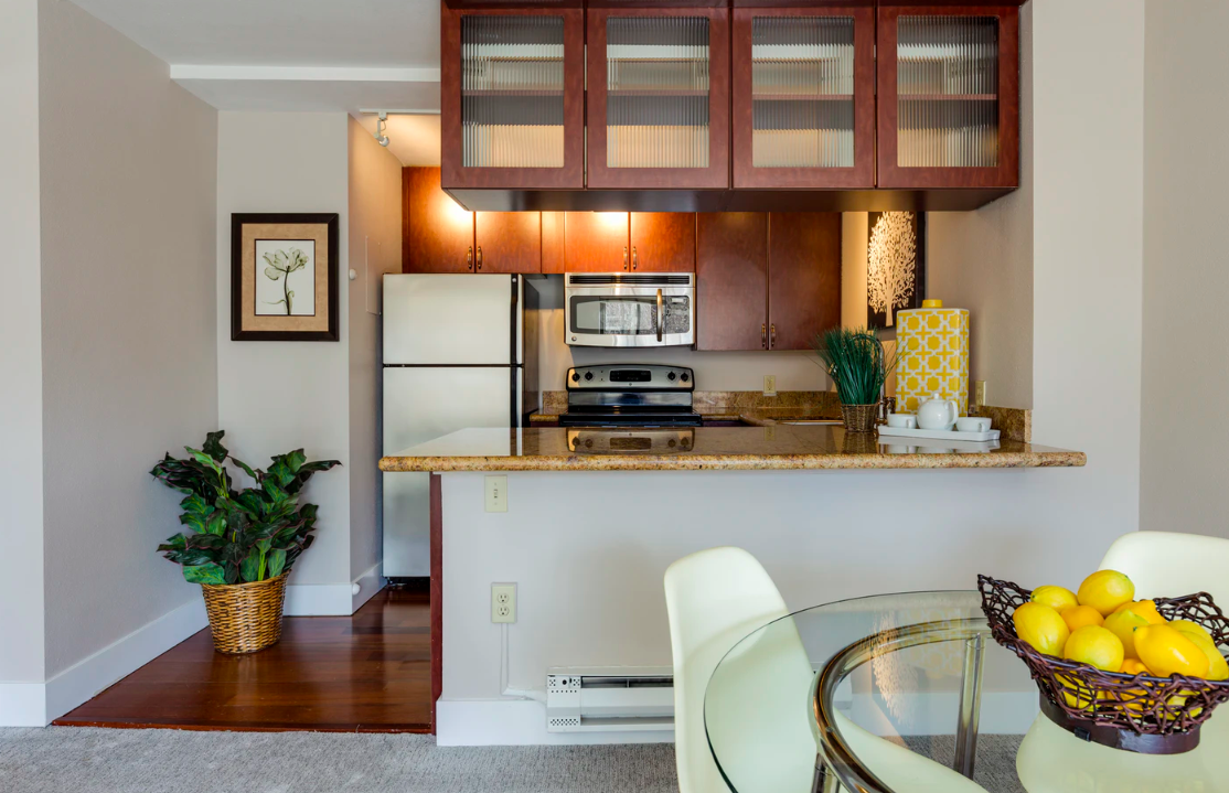"""Featured image for """"Budget-Friendly Ways To Hide Your Laminate Countertops"""""""
