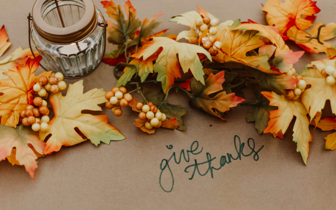 7 Great Ways To Give Thanks This Year | Ideas For The Whole Family