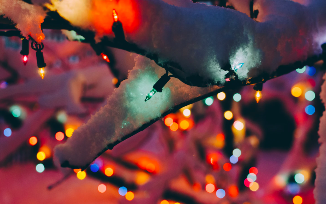 Outdoor Lighting Ideas To Help Santa (& Guests) Find Their Way