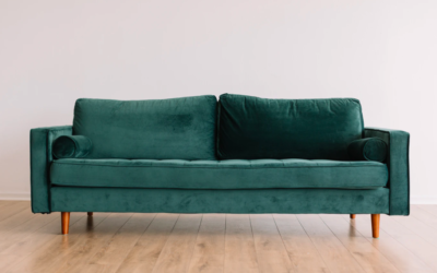 Monochromatic Palettes For Your Mobile Home: Going Green