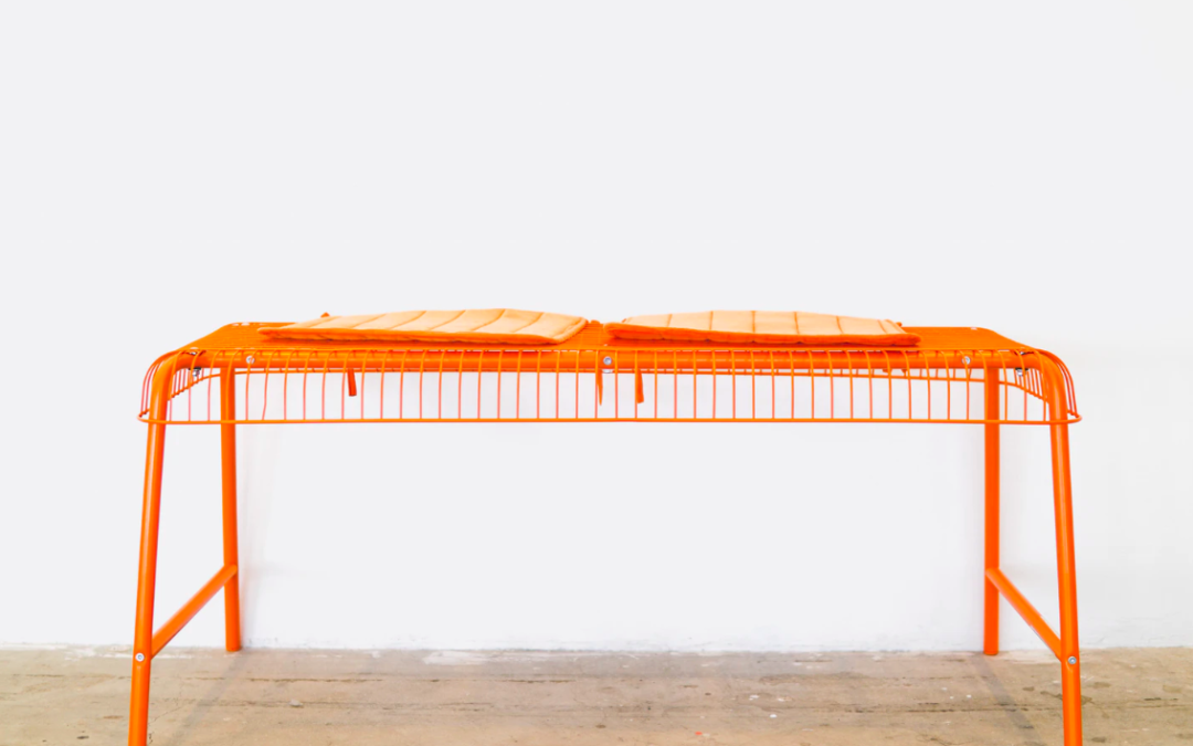 Monochromatic Palettes For Your Mobile Home: Orange Ya Glad