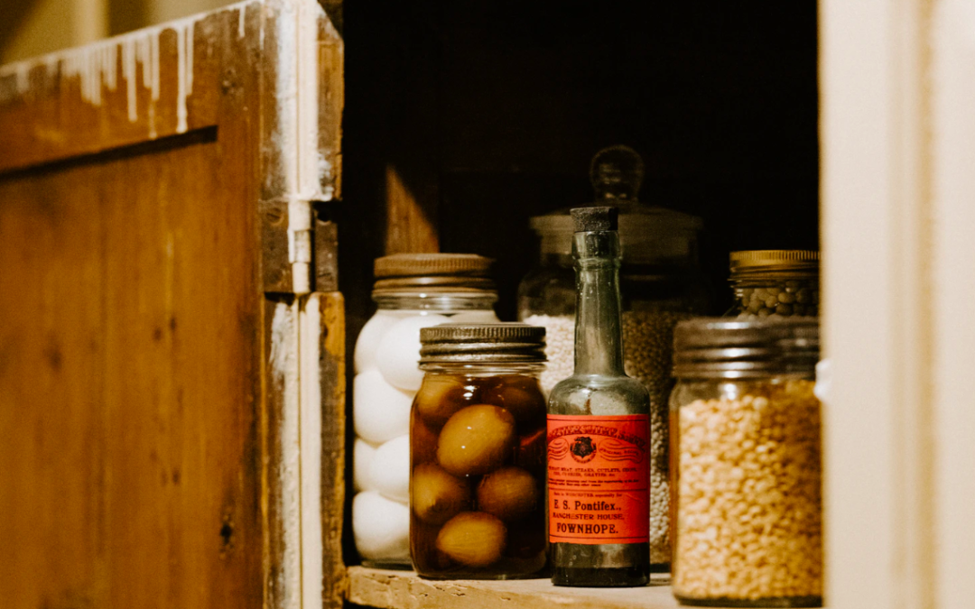 How To Organize Your Pantry + Tips On When To Throw Things Out