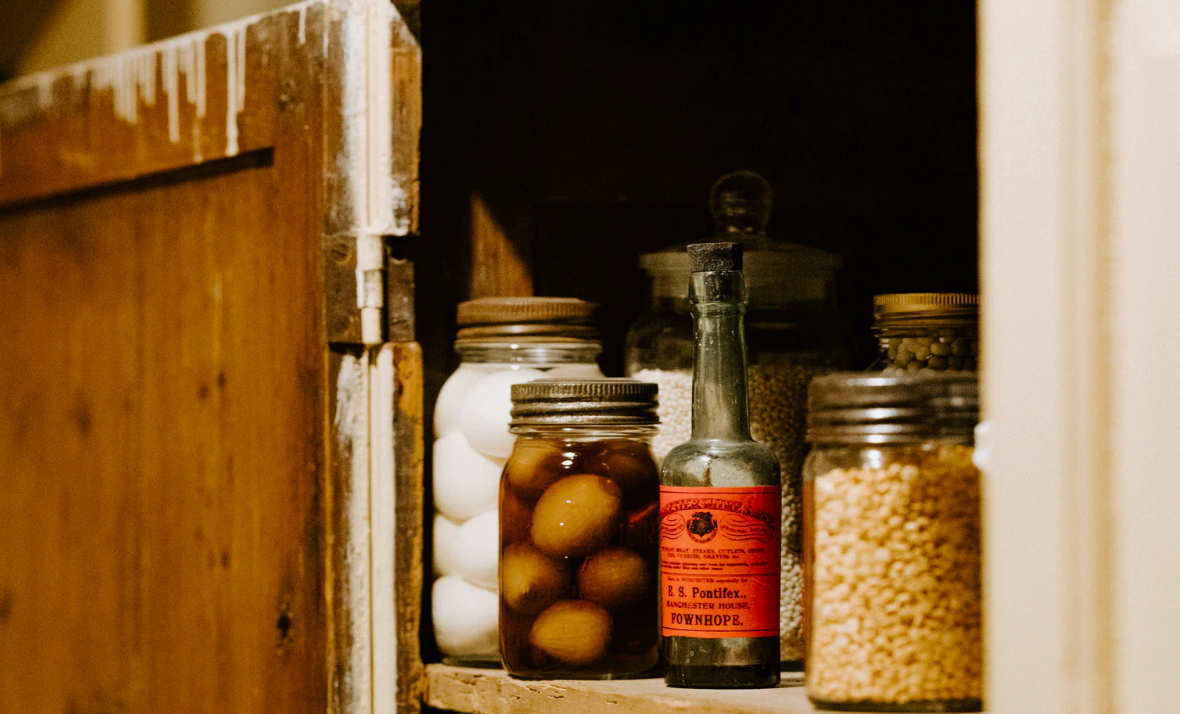 "Featured image for ""How To Organize Your Pantry + Tips On When To Throw Things Out"""