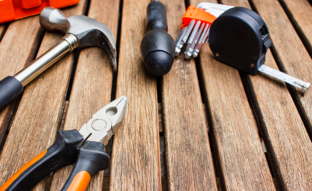 The Mobile Home DIYer's List Of Tools & Supplies To Keep On Hand