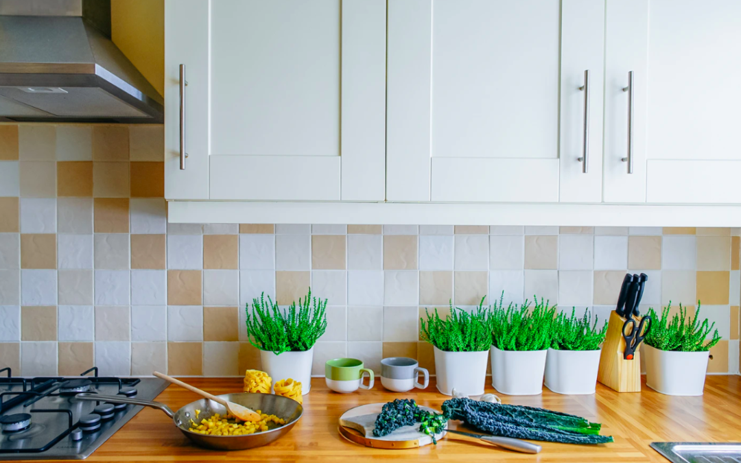 Your Guide To Creating A Healthier Mobile Home Kitchen