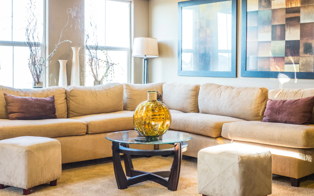 5 Ways To Position Your Couch In Your Mobile Home