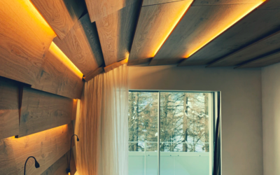 A Guide To Creating Statement Ceilings In Your Mobile Home