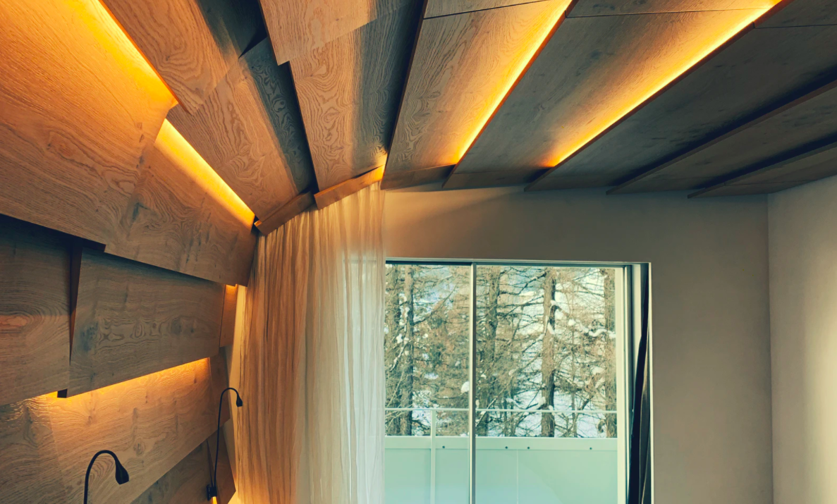 "Featured image for ""A Guide To Creating Statement Ceilings In Your Mobile Home"""