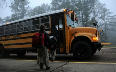 Mobile Home Parks and Bus Stops | How To Keep Your Kids Safe